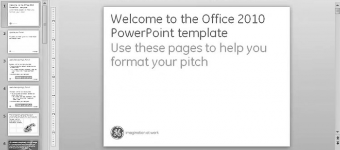 PowerPoint Screencast Training Video – Example 1