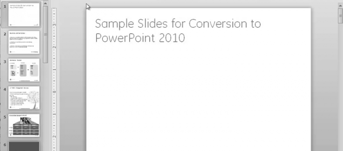 PowerPoint Screencast Training Video – Example 2